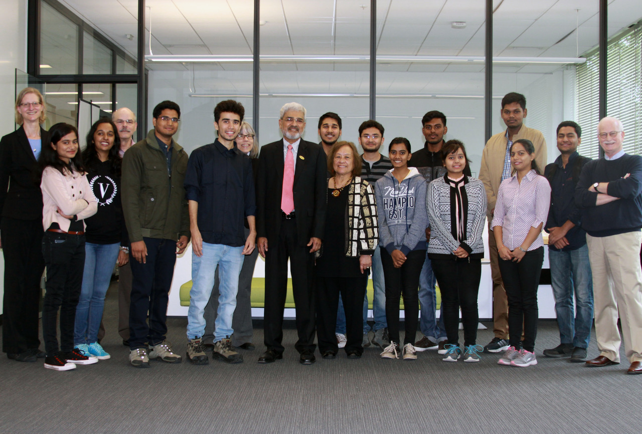 IIT Chicago 2017 Summer Research Program Students